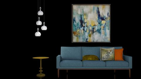 MCM - Minimal - Living room - by jjp513