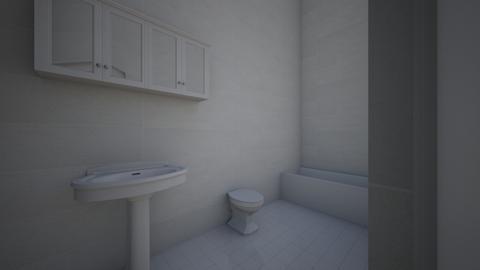 living room - Bathroom - by seoeun