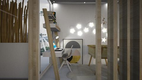 Casa328OfficeandNursery - Modern - Office - by nickynunes