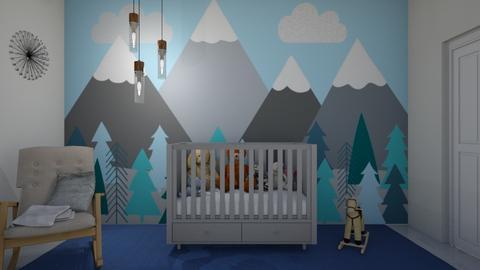 nursery  - Kids room - by PrincessOfAsgard