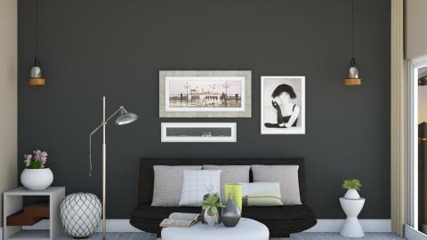 copy - Living room - by sorangeld