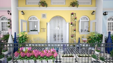 Balcony2 - by ArtHousedeco