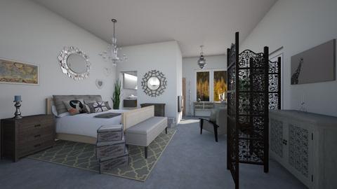 pitch - Bedroom - by jdenae3