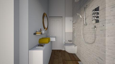 Casa361Bathroom - Modern - Bathroom - by nickynunes