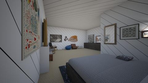 Laccie room  - Bedroom - by Kaylee Willis