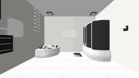Purple  - Feminine - Living room - by DesireToDesign