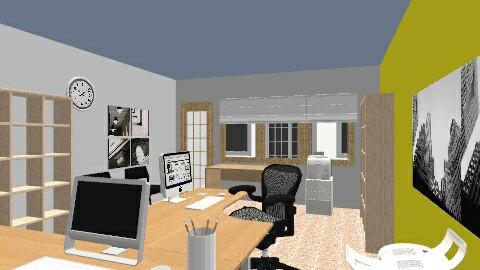 oficina 1 - Global - Office - by ninsebastian