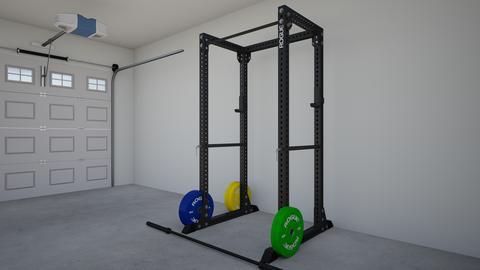 Garage Gym - by rogue_4582885d14da10ebb87a9fb952776