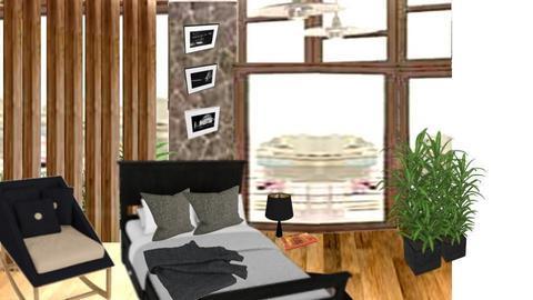 bedroom - by besanabesana