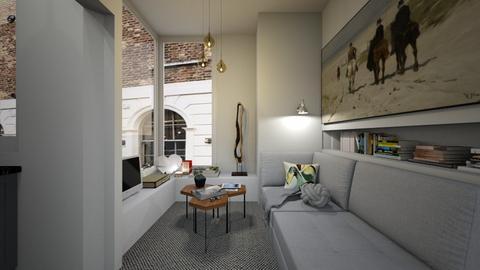 Casa317LivingArea - Modern - Living room - by nickynunes