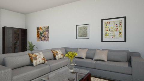 In design - Living room - by Sanja Taukova