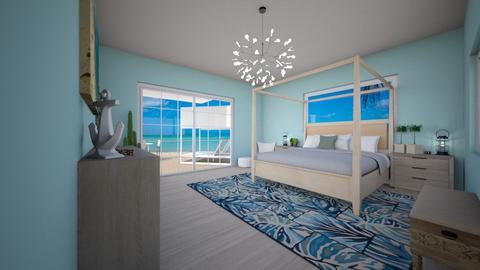Vacation Bedroom - Bedroom - by RAF2024
