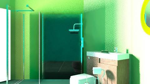 nicky - Glamour - Bathroom - by Falzon Natalie