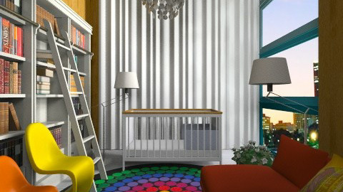 Johnny Miro Junior - Modern - Kids room - by 3rdfloor
