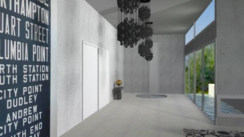 Sedona-through view. - Minimal - by kitty