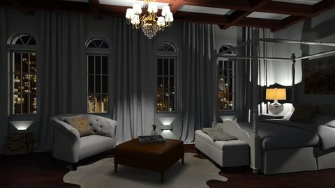 English Mist - Bedroom - by Vie Confortable
