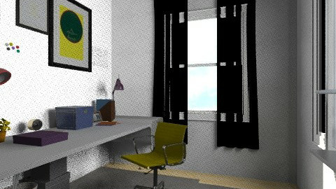 working rooms last3 - Vintage - Office - by bellabravis