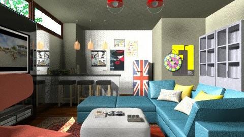 Room 4 Ben - Modern - by 3rdfloor