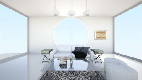 LOL IDEK - Living room - by Genevaloo