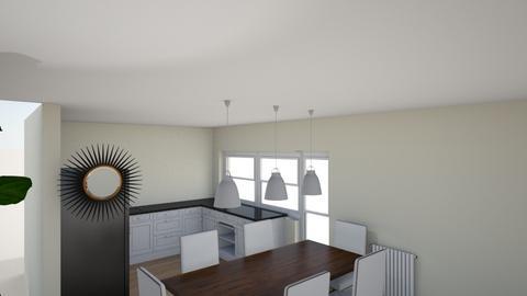 projekt 1_ - Living room - by rafaliskorm