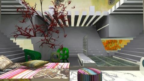 Arena - Minimal - Living room - by kukimag