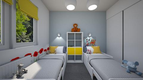 Dana tuse - Kids room - by Flori Santa