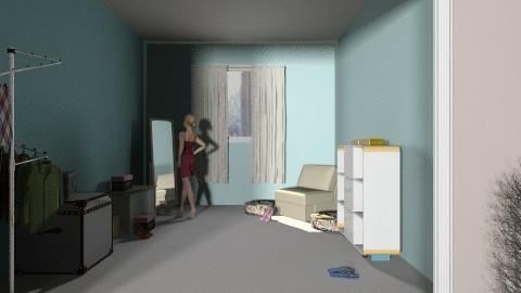 bedroom storage - Bedroom - by maryam_bella_vita