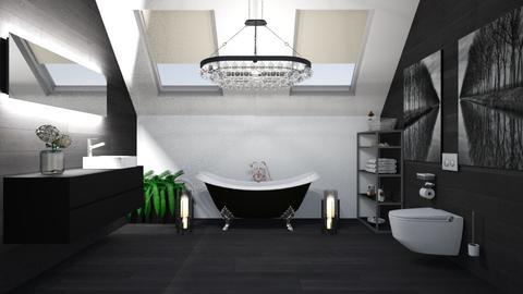 rtrt - Bathroom - by lyub
