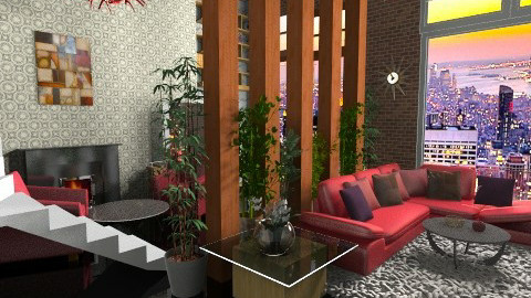 livingroom - Modern - Living room - by FiruzaEva