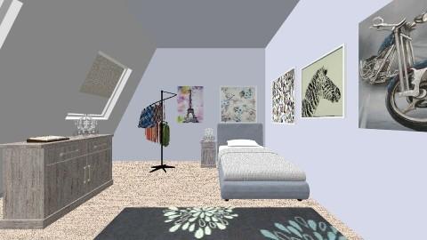 Descent Dorm - by Nerd4Life