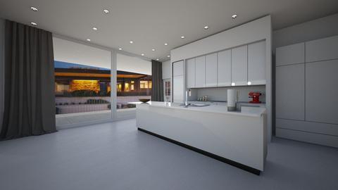 ABC - Kitchen - by katarinalaaksonen