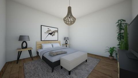 Calm - Modern - Bedroom - by Katiemichellegilbert