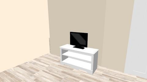 mieszkanie - Minimal - Living room - by biska1990