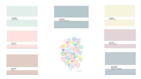 color pastel  - by oritjab