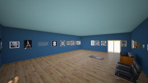 art exhibit - Retro - by meishabell