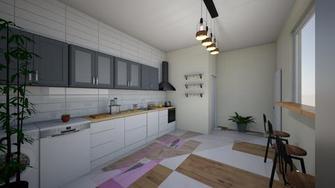 Kitchen 2 - Kitchen - by Medina Touch