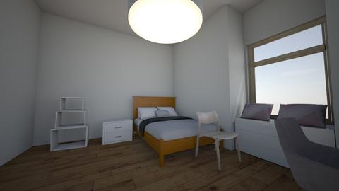milena_1 - Modern - Bedroom - by Milena4