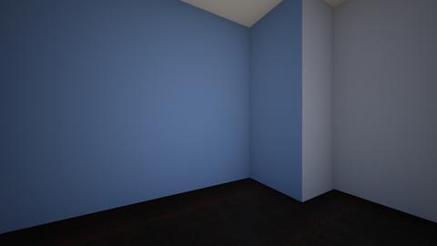 Blue Living Room - Living room - by SMartian