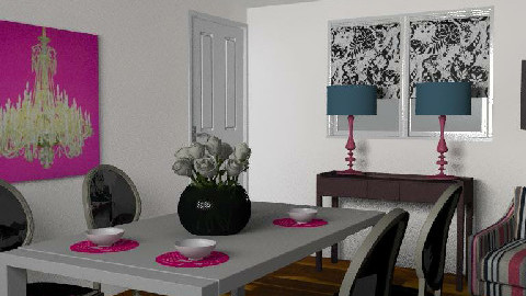 Modern Dining Room - Modern - Dining Room - by FranklyDear