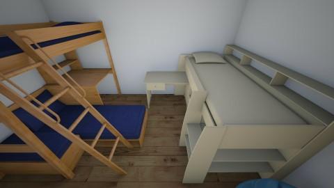 Dream - Kids room - by Jade Ow Yanhui