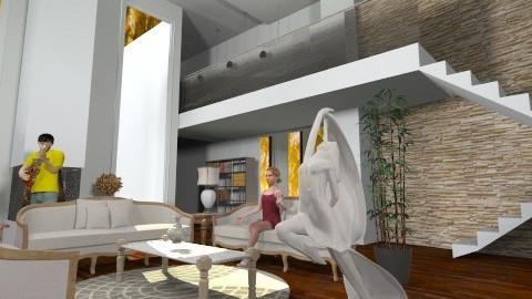 House velloe - Modern - Living room - by steven0