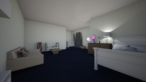 kids bed - Kids room - by cc nugget