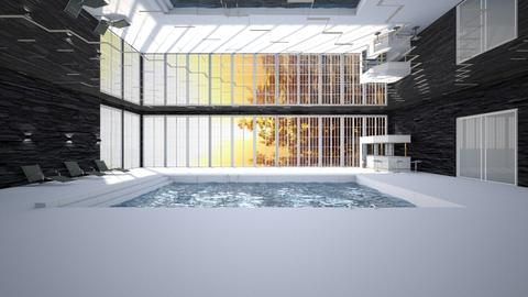 Indoor Pool - by lovebug9426