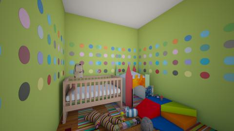 bedroom - Eclectic - Kids room - by Felizia