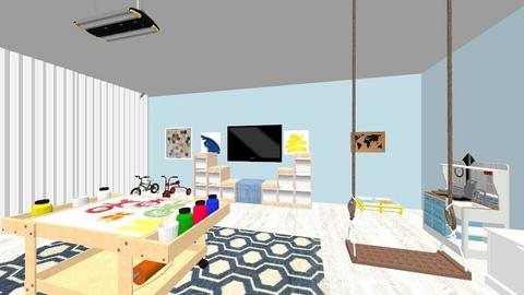 Playroom - Kids room - by Tasha Walker
