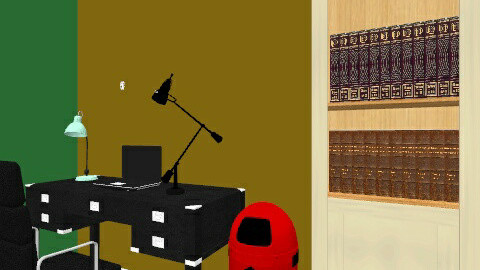 4th Floor Office - Minimal - Kitchen - by Marge Magtoto