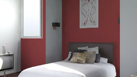 A room - by Caroline Lily
