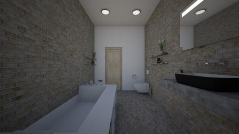 Alicja - Bathroom - by Zuzia2006