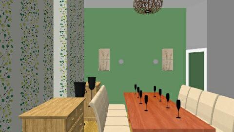 current floorplan - by laradianebarrett