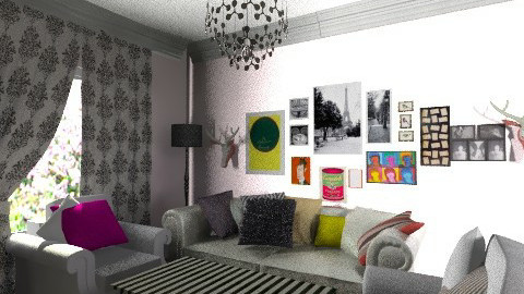 living room final design2 - Living room - by bellabravis